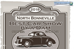 Best Car Show by a Dam North Bonneville Gorge Days 2018