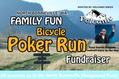 Family Fun Bicycle Run Gorge Days North Bonneville